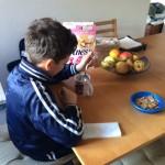 Colazione nutriente #MissioneCorpoPositivo