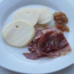 Involtini di prosciutto crudo con fichi e formaggio passito