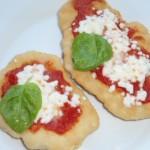 Pizza al microonde, al forno o fritta?