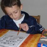 I compiti a casa