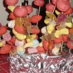 Stuzzicadenti di caramelle