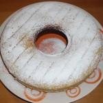 Ciambellone al mascarpone con il fornetto Versilia