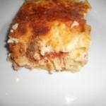 Liberiamo una ricetta: Pasticcio di pasta