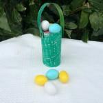 Come fare un cestino DIY per la caccia alle uova di Pasqua