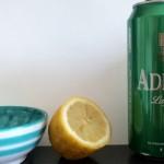 Benefici della birra e del limone sui capelli