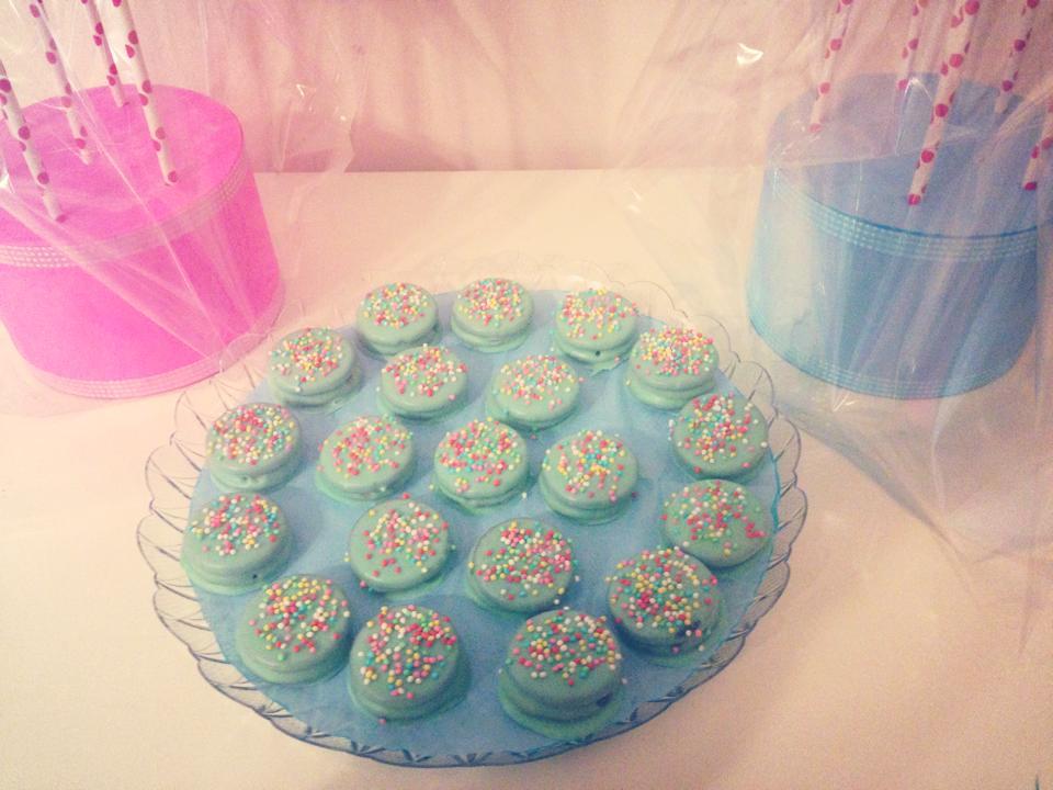 Biscotti festa di compleanno Frozen