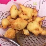 Palline fritte di zucchine