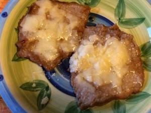 scaloppine al formaggio