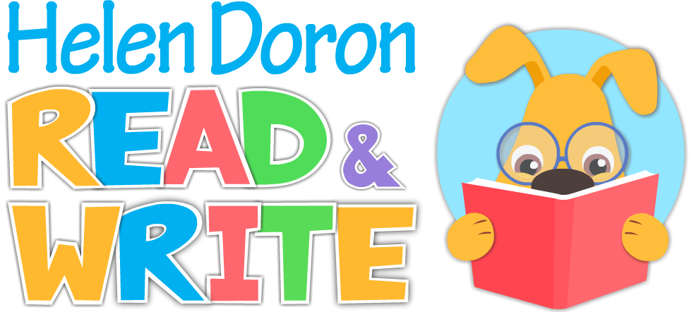 HDR& write logo