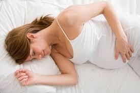 dormire in gravidanza posizioni