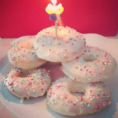 donuts ricetta facile