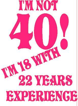 Festa Di Compleanno Per I 40 Anni Supermamma