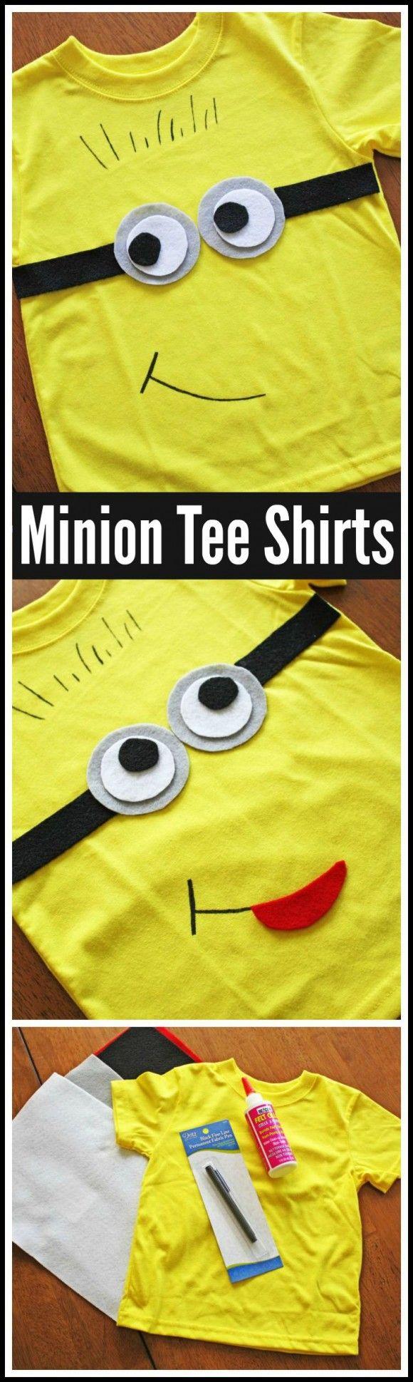 maglietta minion