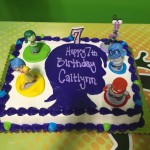 Festa di compleanno inside out