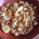 Pasta e patate con il Bimby o senza