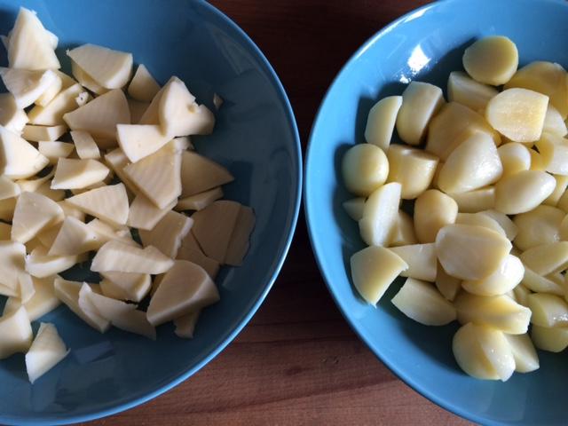 Pasta e patate bimby