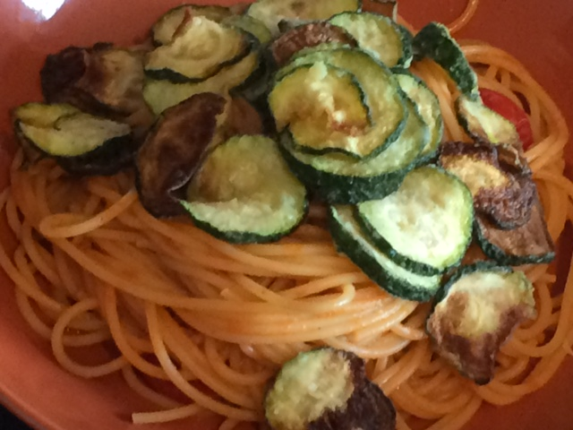 spaghetti alla caruso
