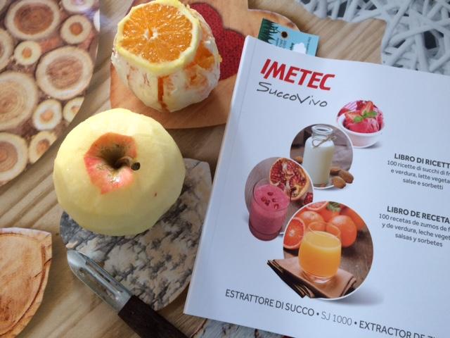 Estrattore di succo caratteristiche e ricette supermamma for Imetec estrattore