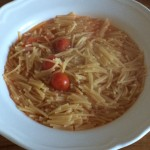 Zuppa di vermicelli