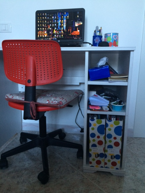 Come organizzare l 39 ufficio in casa supermamma - Ufficio in casa ...