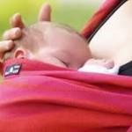 Perché usare la fascia porta bebè