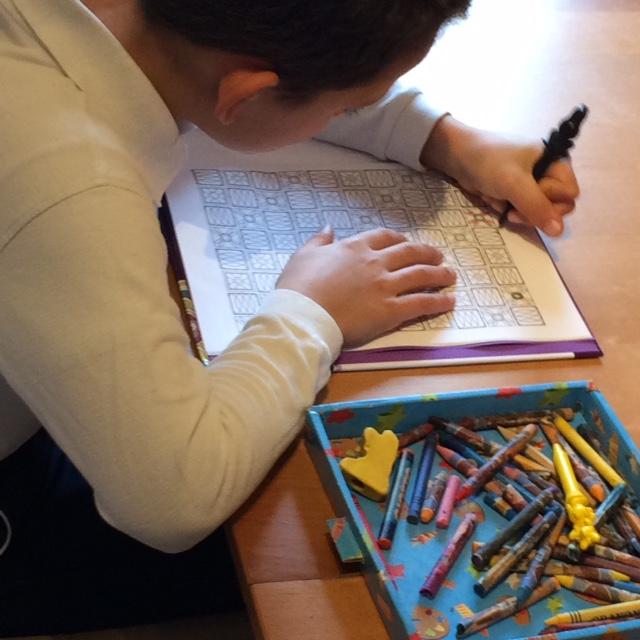 Combattere lo stress con i mandala bambini