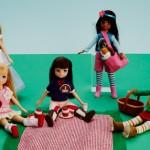 Bambola Lottie per bambine 3-9 anni