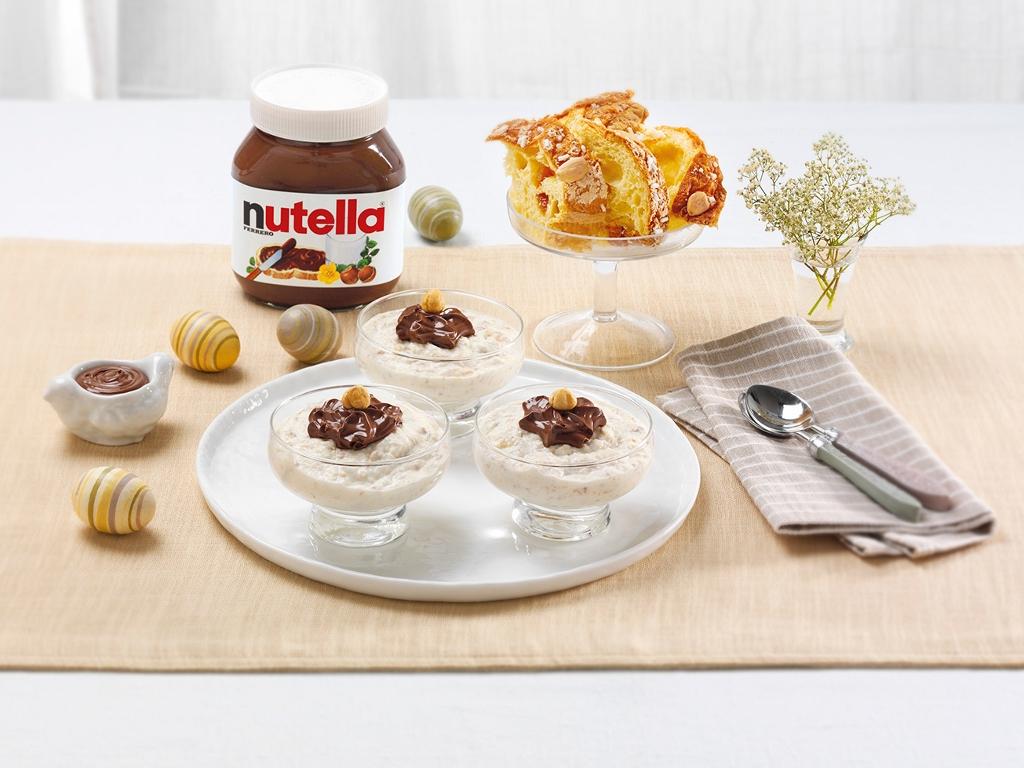 Ricette Pasquali dolci ed economiche Ingredienti Nutella