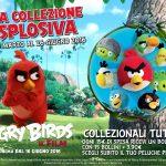 Angry Birds una Collezione Esplosiva
