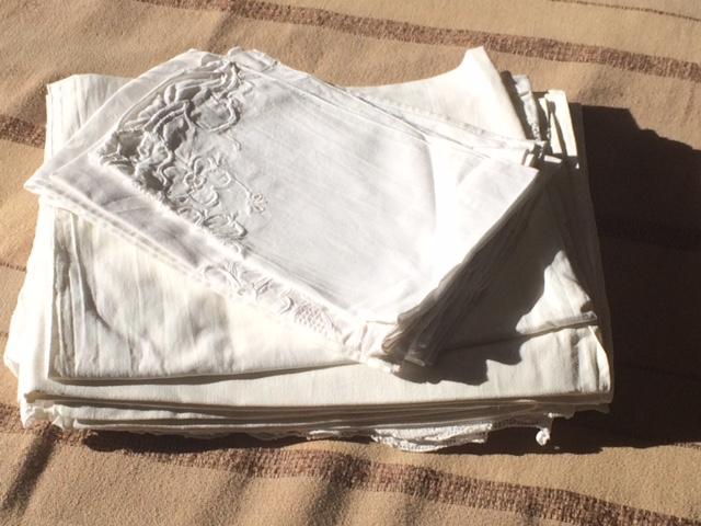 Come smacchiare il bucato bianco