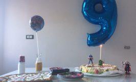 Festa di compleanno a tema Avengers
