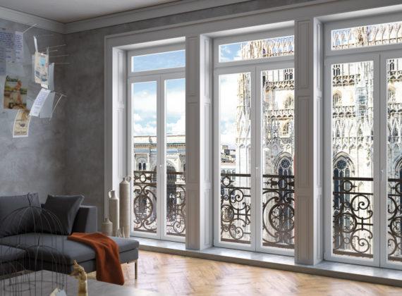 Risparmiare con i nuovi infissi supermamma - La casa con le finestre che ridono ...