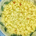 Stracciatella: brodo con crema di uova