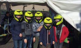 Festa di compleanno a tema Go Kart