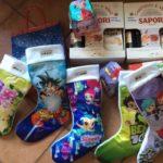 Linea natalizia Dolci Preziosi: pandorini e calze della befana