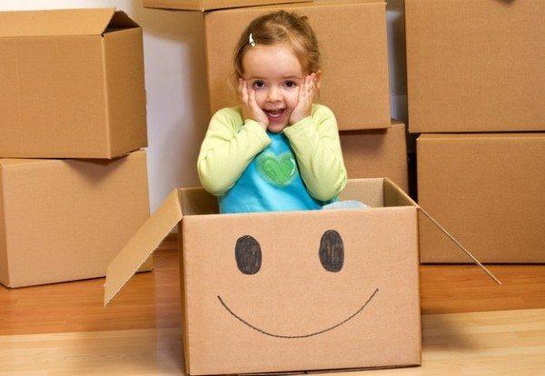 Come organizzare un trasloco a misura di bambino supermamma - Come organizzare un trasloco di casa ...