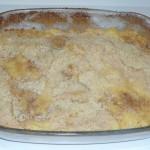 Gateau (sformato) di patate