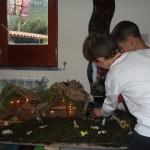Il Presepe e l'albero di Natale