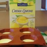 Crema al limone e panna cotta