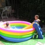 Festa (di compleanno) in piscina