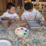 Lavoretti di pittura