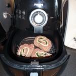 La friggitrice che frigge senza olio