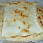 Torta salata prosciutto, formaggio e patate