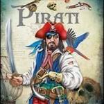 Libri pop up dinosauri e pirati