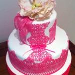 La torta per la prima comunione