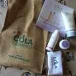 Cola cosmetics prodotti per mamma e bambino