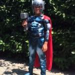 Festa a tema Avengers supereroi