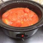 Sugo alla napoletana con la slow cooker