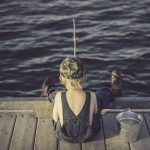 Le dritte per una domenica a pesca con i bambini