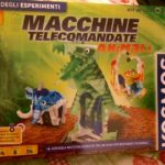 Kosmos, macchine telecomandate animali gioco kit degli esperimenti